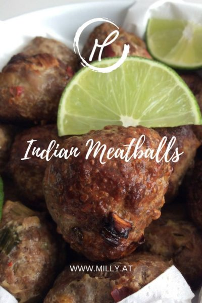 Meatballs, Fleischbällchen indian, low carb, meat, fleisch, gewürze, spices