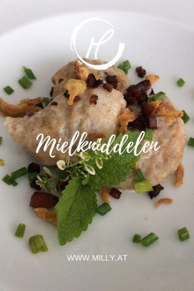 """Diese luxemburger """"Mielkniddelen"""" werden alle begeistern. Altes Brot, Mehl, Eier, Speck - alles gute Zutaten. Und dazu noch ein gutes Rezept zur Resteverwertung!"""