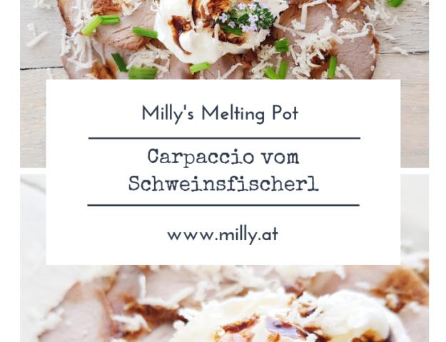 Dieses Gericht ist ein ideales Vorspeisen Rezept und passt super zu ein bißchen Salat, eventuell ein paar frischen Feigen oder knusprigem Speck.