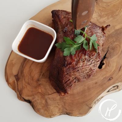 braised beef, rindsbraten, schmoren, rotweinsauce