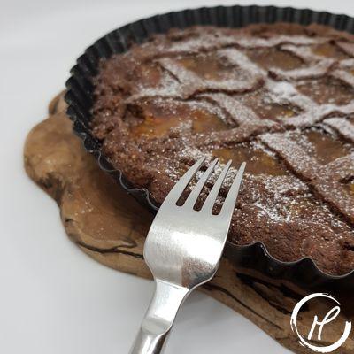 Linzertorte, cake, orange, schokolade, chocolate, chili, sweet, süss, dessert