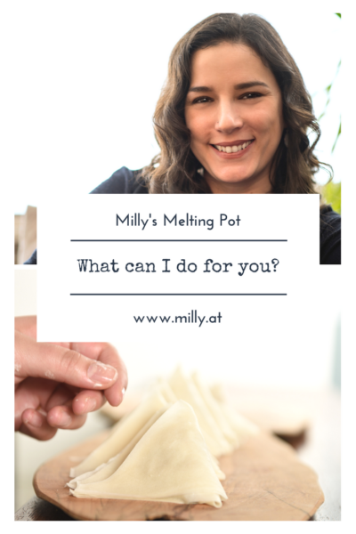 Visit milly.at and find out what I can do for you!