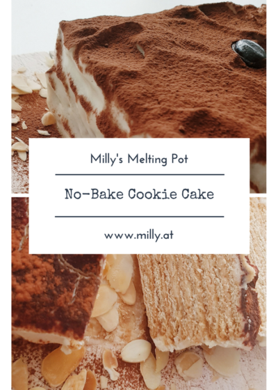 """In Luxemburg this type of cake is called """"Petit Beurre's Kuch"""" which roughly translates to """"sweet butter biscuit cake"""". However in german speaking countries this recipe is best known as """"Kalter Hund"""" - which translates to """"cold dog"""" !:) #recipe #colddog #butterbiscuit #nobake #sweet #dessert"""