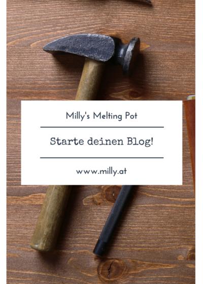 milly 39 s melting pot einen moment inne halten. Black Bedroom Furniture Sets. Home Design Ideas