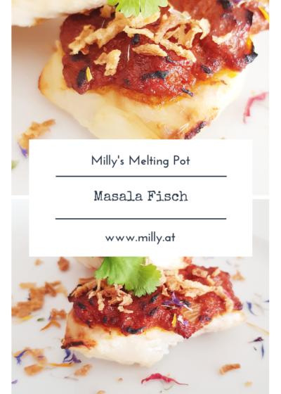 Dieses Rezept für Masala Fisch ist sehr einfach in der Zubereitung, perfekt für jeden der indisches Essen mag und eine tolle fleischlose ALternative! #rezept #ohnefleisch #abendessen #indisch #fisch #masala