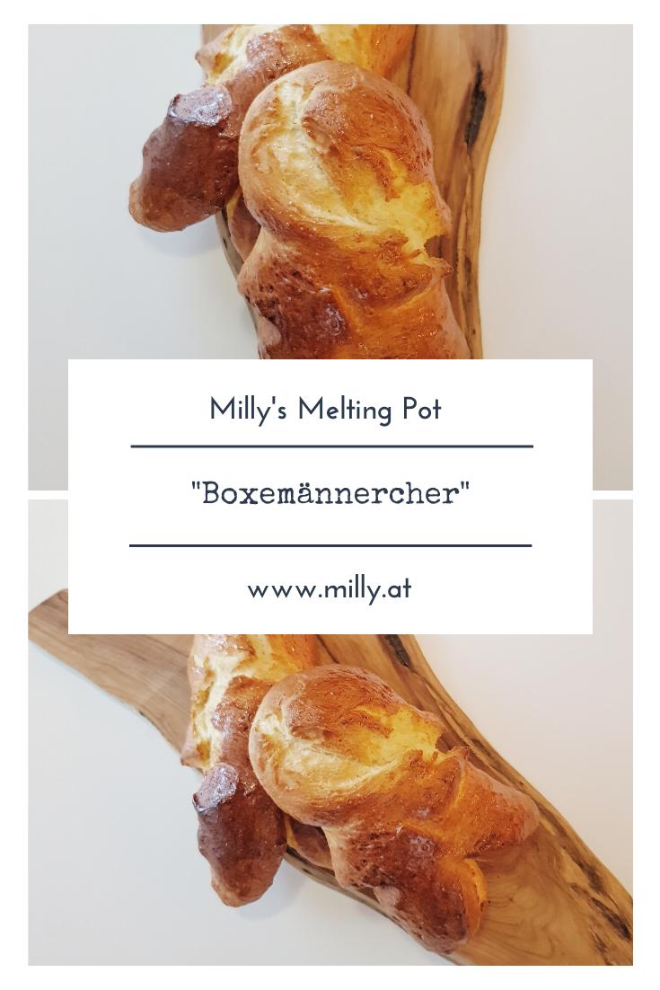 """In Luxemburg ist der 6. Dezember ein wichtiger Tag, besonders für Kinder - es ist Nikolo ! Und dazu passen die fluffigen """"Boxemännercher""""!"""